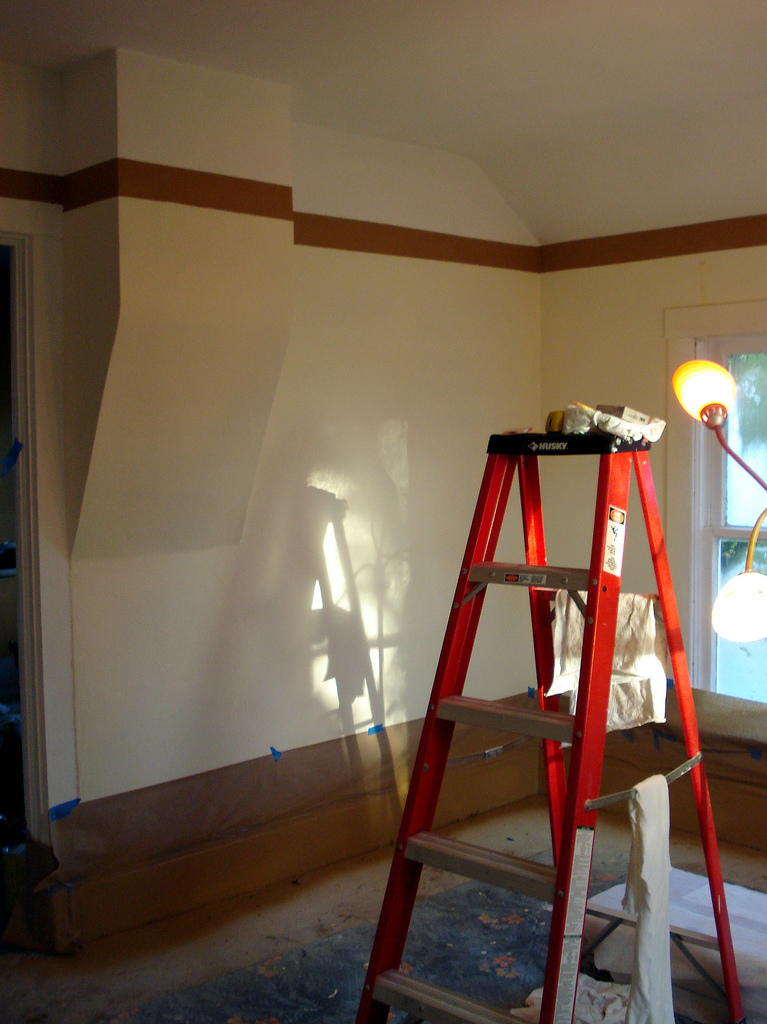 Que tienes que saber antes de pintar tu casa