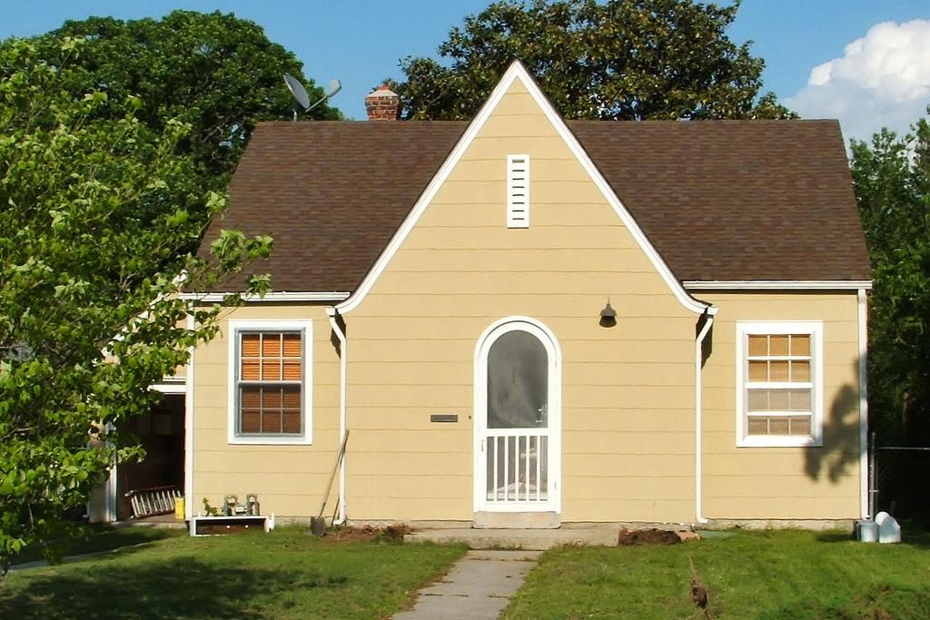 Como elegir los colores para fachadas de casas pinturas for Colores de casa para afuera