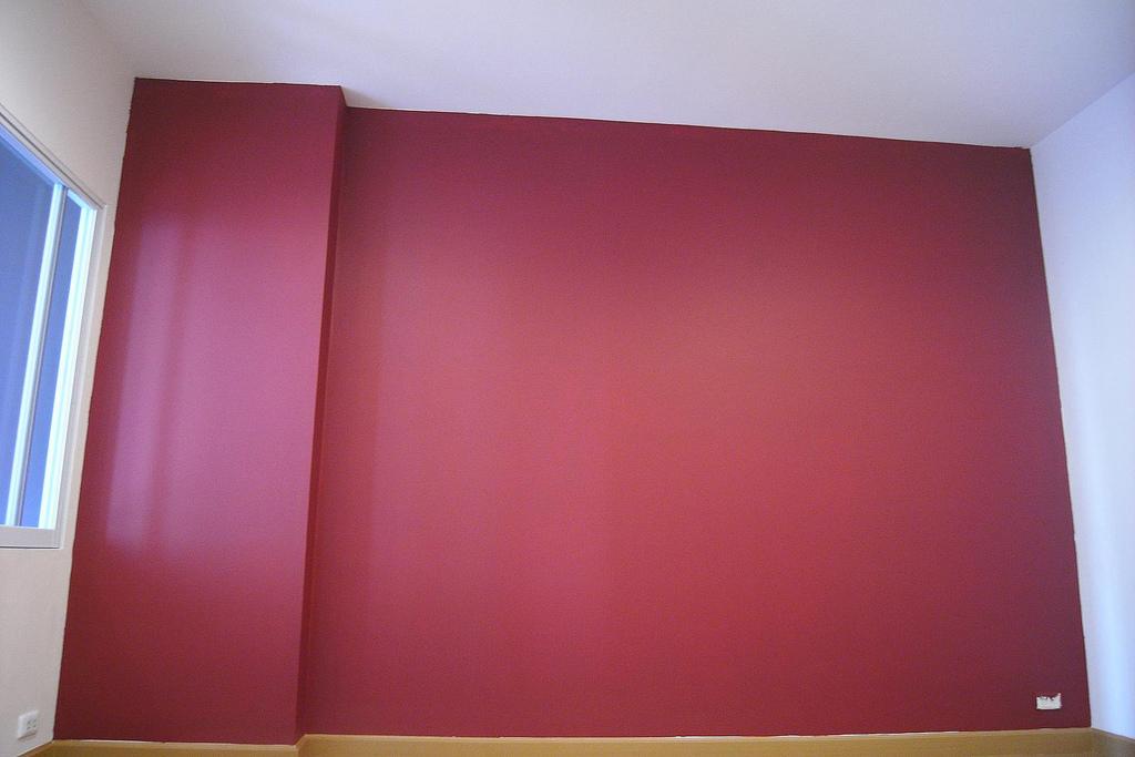 Como pintar las paredes de casa por pasos pinturas carisma - Pintar las paredes de casa ...