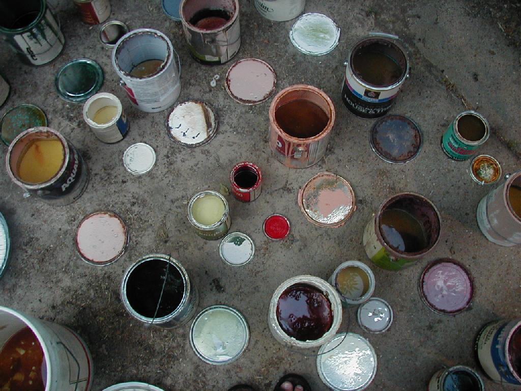 Consejos para pintar de forma mas facil y rapida