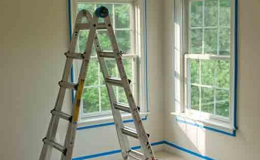 pasos para pintar una habitacin