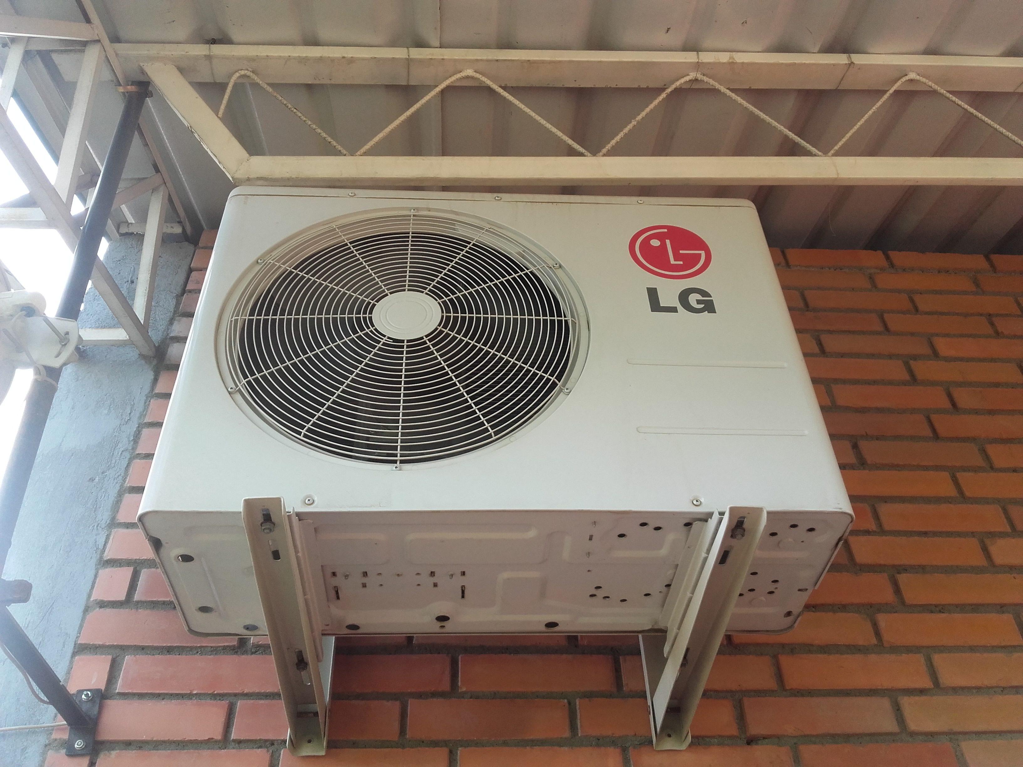 AireAcondicionadoComponentes