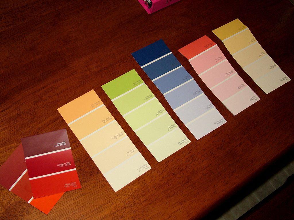 De que color pintar una habitacion?
