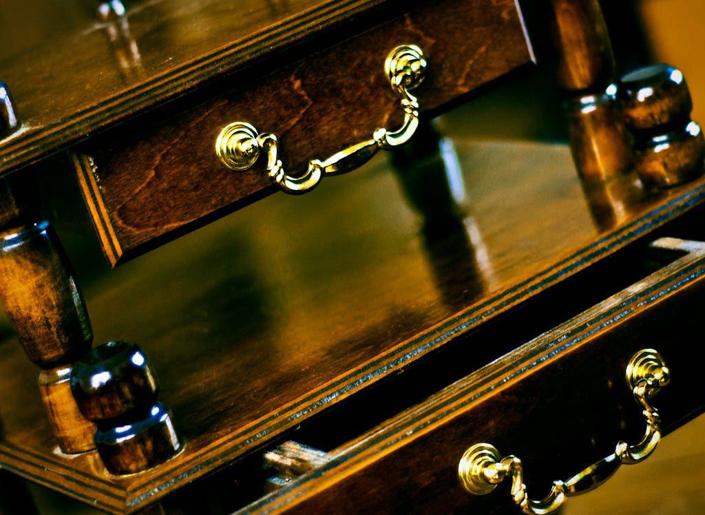 Ideas para darles una nueva vida a los muebles viejos