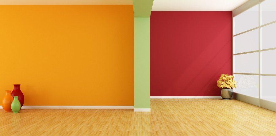 Es Agradable Pintar la Casa