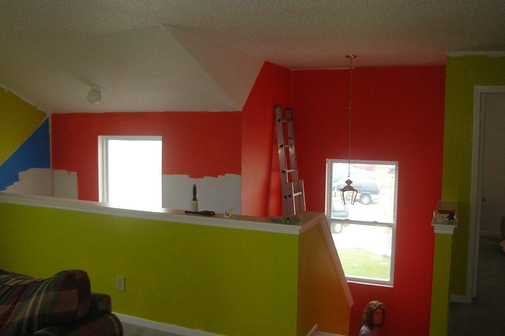 Como pintar mi casa con un acabado profesional